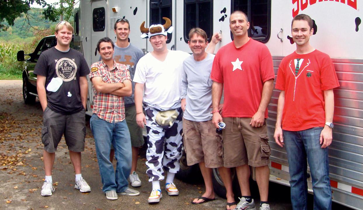 Happy Cow Team