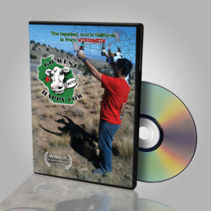 Go West Happy Cow DVD