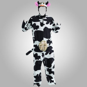 Go West Happy Cow Costume