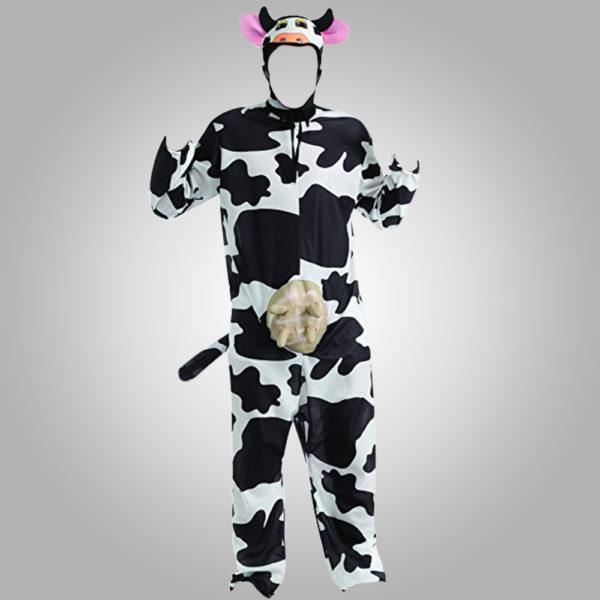 Go West Happy Cow Costume